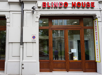 Blindohouse serramenti porte finestre scuretti blindati pvc